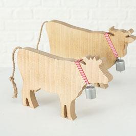 Kuh Holzbrett