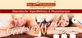 Alpenwellness Gutschein