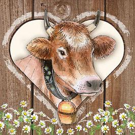 26 Ser. Kuh im Herz
