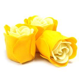 Baderosen Gelb