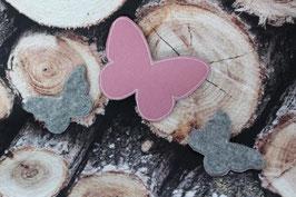 Schmetterlings-Set Frühling