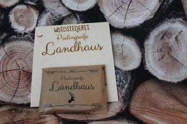 Edle Peelingseife Landhaus