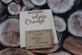 Salzseife Salzige Orange
