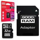 Speicherkarte Micro SD + SD Adapter