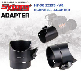 Adapter für Zeiss V8