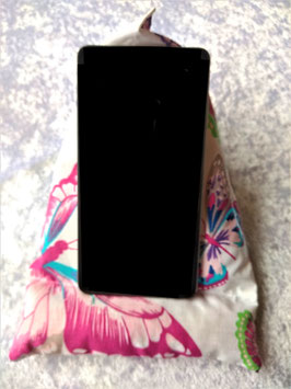 "Wende Smartphone Sitzsack ""Butterfly"""
