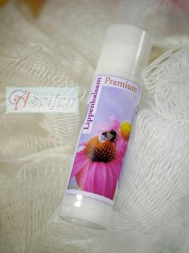 Lippenbalsam - und - pflegender Lippenbalsamstift - ohne Mineralöl