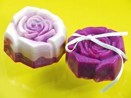 Rosenseife - schöne Gesichtsseife