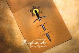 Excalibur: Tagliacarte in Ferro