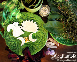 Woodland Fairy Gift: An Enchanted Cornucopia