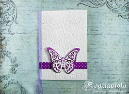 Elegant Butterfly Card