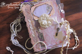 Romantic Garden Junk Journal