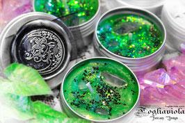 Smudgy Moon: candela cristalli e cedro