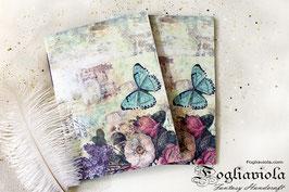 Quaderno Farfalle