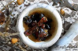 Resina vegetale di Prunus Cerasus