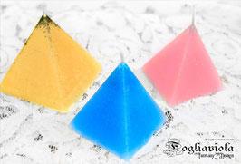 Triangle Candle