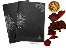 Spell Notebook Alchimia