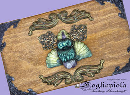 The Shaman Box: Owl Totem