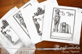 Ex Libris, Set Regalo per lettori