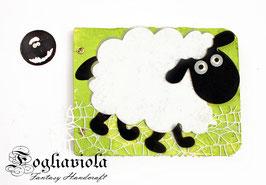 Shaun the Sheep Book + magnete