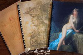 Personalizza il tuo Quaderno Artistico