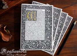 Quaderno Ruskin: La natura del gotico