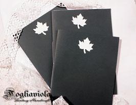 Quaderno Foglia