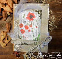 Diario Poppy Garden