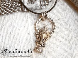 Amuleto OM di Ganesh