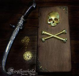 Diario del Pirata con Ciondolo