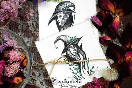 Stampe: Le Streghe Erbane (2pz)