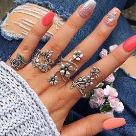 Fairy Rings (4pz)