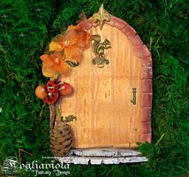 Fairy Door: Fata d'Autunno