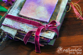 Junk Journal: Purple Dream