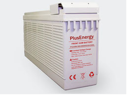Bateria AGM PlusEnergy FT12-250 12V 200-250AH