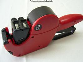 Preisauszeichner Jolly S14 2-Zeiler