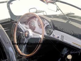 Porsche 356 Lenkrad