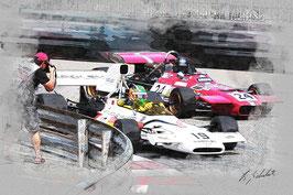 McLaren DeTomaso at Monaco 2018