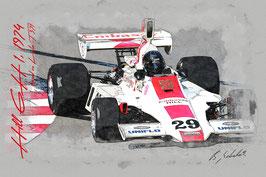 Hill GH1 at Monaco 2018