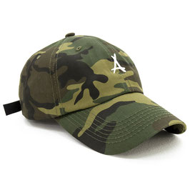 Tha Alumni - Logo Dad Hat (Camo)
