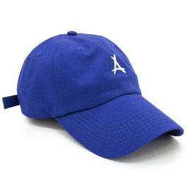 Tha Alumni - Logo Dad Hat (Royal)