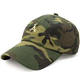 Tha Alumni - 24K Dad Hat (Camo)