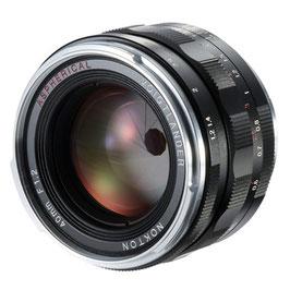 Voigtländer Nokton 40mm f/1.2 VM  asphärisch