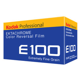 Kodak Professional Ektachrome E100