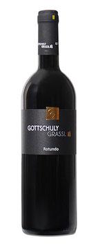 "Merlot ""Rotundo"" 2011 + 2016, Gottschuly-Grassl"