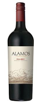 Malbec 2015, Alamos