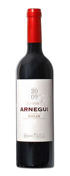 Rioja Arnegui Crianza D.O.C. 2012, Félix Solís