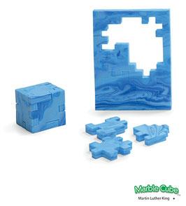 Happy Cube - Marble