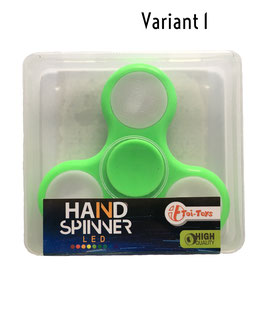 Fidget Hand Spinner - LED High Quality