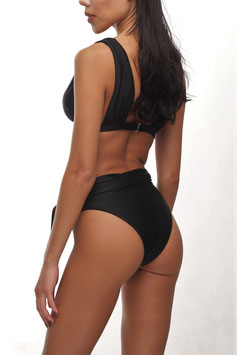 BLACK HIGH WAIST BOTTOM